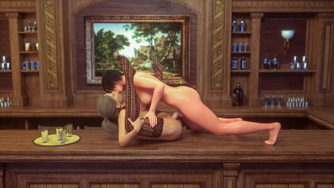Wild porn west - Temple Of Memories 4 by Naama