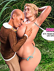 Lost Family 8 – Dad, my body is burning with pleasure