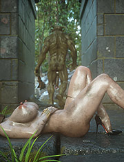 Elf slave 8 The final – Submissive slutty slave